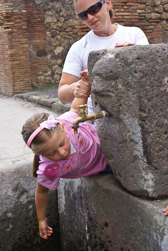 Жажда в Помпеях