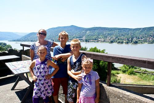 Голубой Дунай