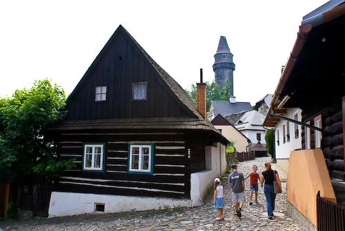 Штрамберк. Чехия