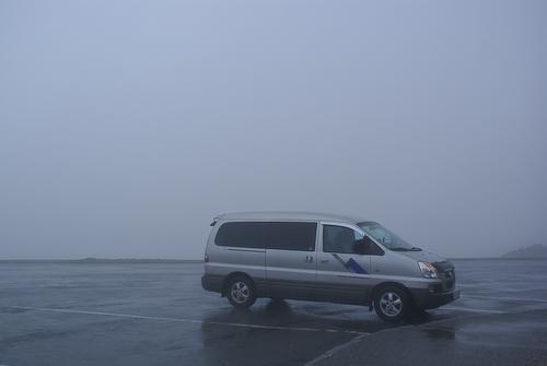 Старекс в тумане