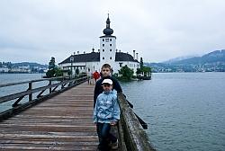 Озерный замок