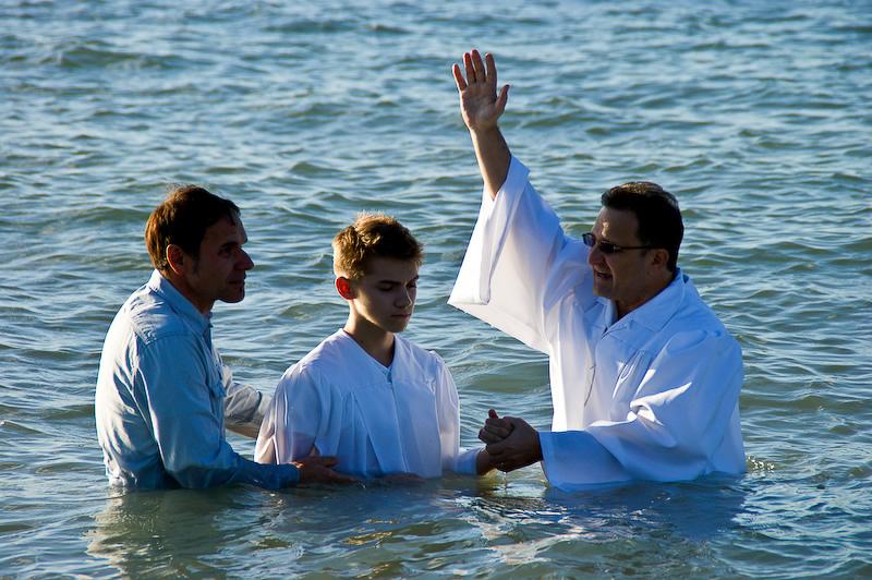 Крещение - завет с Богом